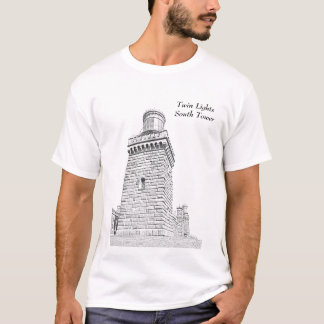 Twin Lights Sketch Shirt