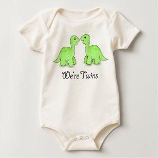 Twin Longneck Dinos Tee