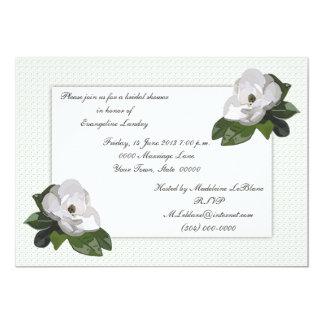 Twin Magnolias Card