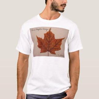 Twin Maples Design T-Shirt