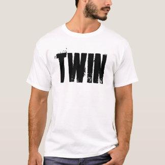 TWIN Micro-fibre muscle shirt