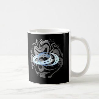 Twin Mobius Strips Coffee Mug