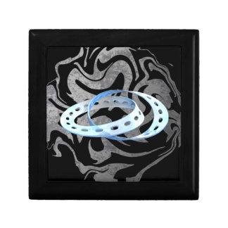 Twin Mobius Strips Gift Box