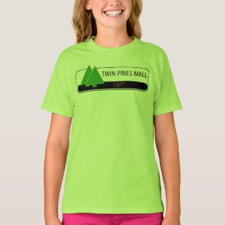 twin of pines mall T-Shirt