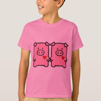 Twin Oink T-Shirt