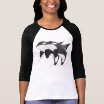 Twin Orcas T-Shirt