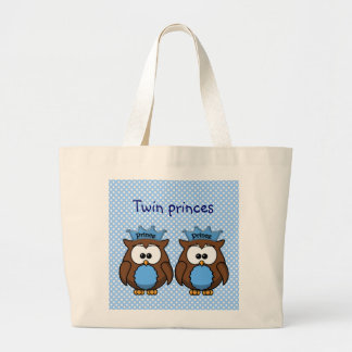 twin owl princes bags