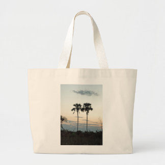 Twin Palms Botswana TomWurl .jpg Large Tote Bag