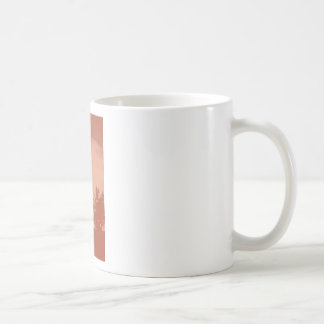 TWIN PALMS COFFEE MUG
