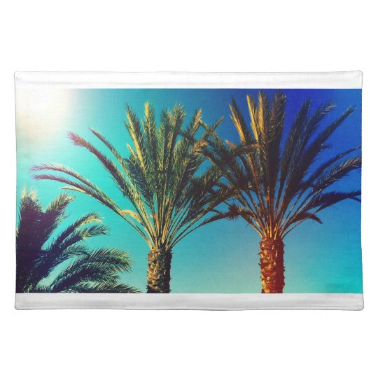 Twin Palms Placemat