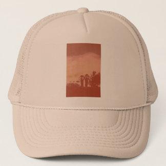 TWIN PALMS TRUCKER HAT