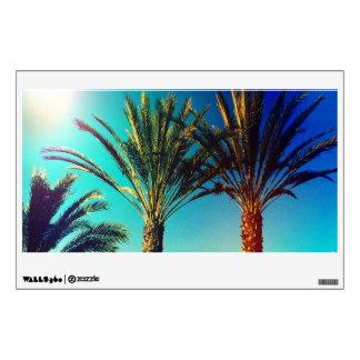 Twin Palms Wall Sticker