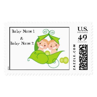 Twin Pea Postage