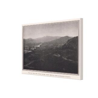 Twin Peaks Group from Herman & Buchanan Canvas Print