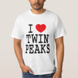 Twin Peaks… I arrolló Playera