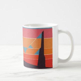 Twin Peaks Classic White Coffee Mug