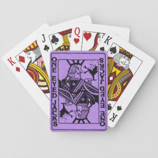 Twin Peaks- One Eyed Jacks Playing Cards