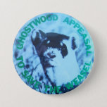 """Twin Peaks- Save the Pine Weasel Prop Replica Pinback Button<br><div class=""""desc"""">Ghostwood is in danger of being developed by the unscrupulous Catherine and only a newly spiritually charged Ben can stop her. That and the poor endangered Pine Weasel. Show your support with this button made to the exact same specifications as the official prop from the second season of Twin Peaks....</div>"""