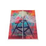 Twin Peaks Sutro Overload SanFrancisco Gallery Wrap Canvas
