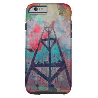 Twin Peaks Sutro Overload SanFrancisco Tough iPhone 6 Case