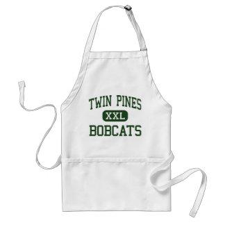 Twin Pines - Bobcats - High - Banning California Aprons