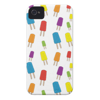 Twin Pops Pattern iPhone 4 Case
