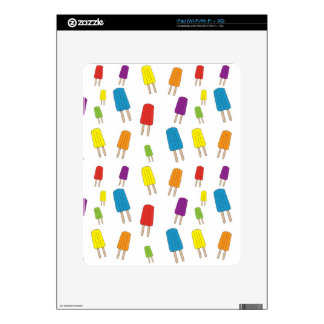 Twin Pops Pattern Skin For The iPad