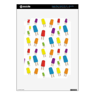 Twin Pops Pattern Skins For iPad 3