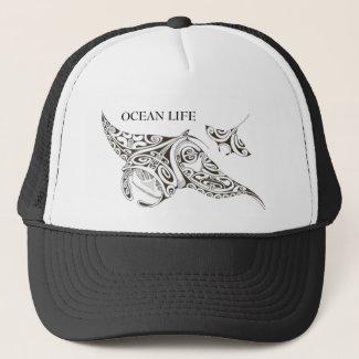 twin rays OCEAN LIFE