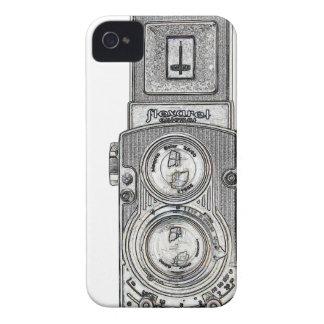 twin reflex TLR Camera Case-Mate iPhone 4 Case
