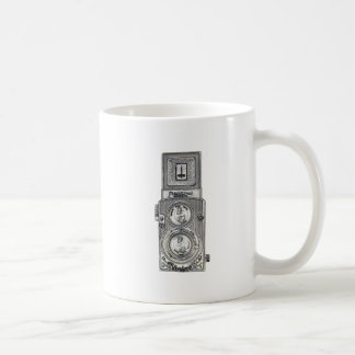 twin reflex TLR Camera Coffee Mug