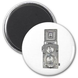 twin reflex TLR Camera Magnet