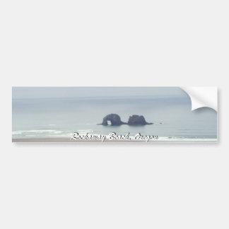 Twin Rocks Bumper Sticker