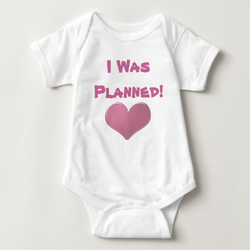TWIN SHIRT I WAS PLANNED