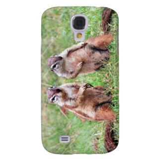 Twin squirrels samsung galaxy s4 case