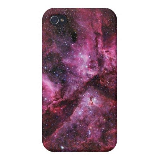 Twin Stars Eta Carinae iPhone 4/4S Covers
