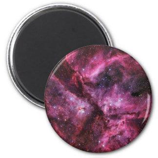 Twin Stars Eta Carinae Fridge Magnet