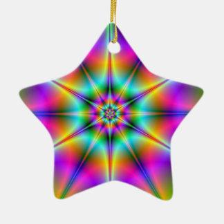 Twin Stars Ornament