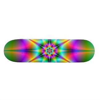Twin Stars Skateboard