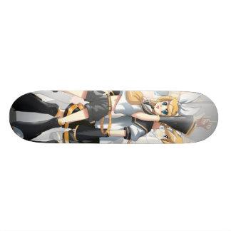 twin stars skate board