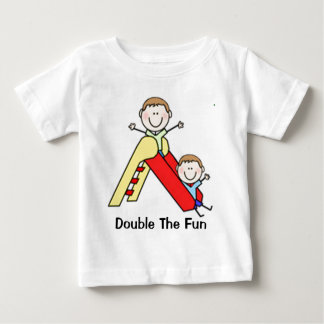 Twin Stick Figures Tshirt