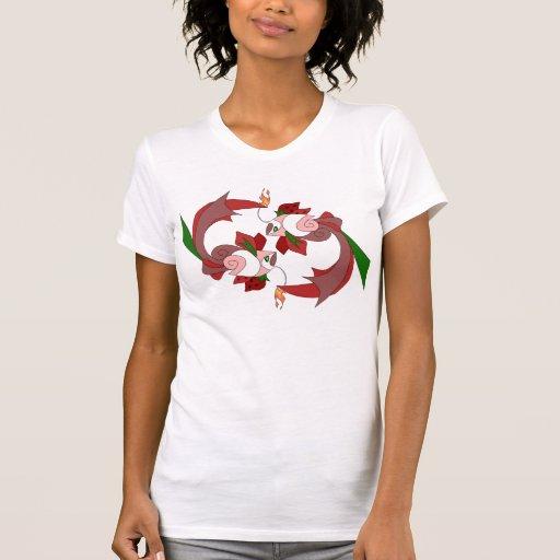 Twin Strawberry Cake Fish T-Shirt Tshirt