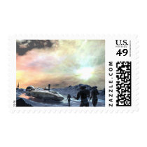 twin sun world postage