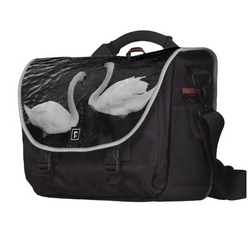 Twin Swans Bag For Laptop