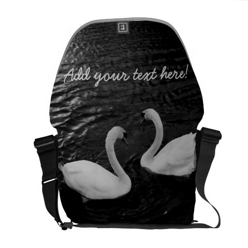 Twin Swans Courier Bags