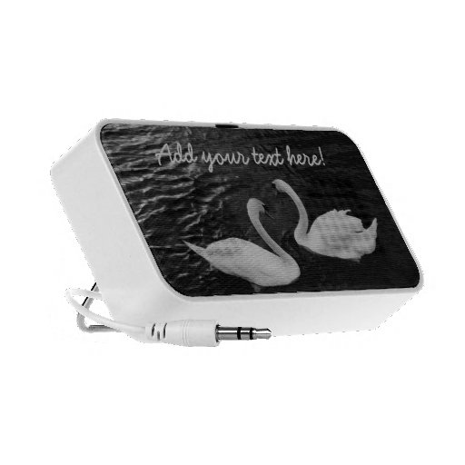 Twin Swans PC Speakers
