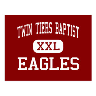 Twin Tiers Baptist - Eagles - High - Breesport Postcard