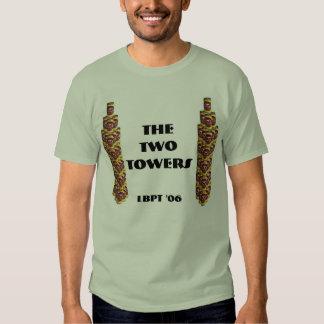 Twin Towers 0 Tee Shirt