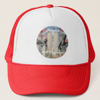 Twin Towers 9/11 Remembrance Hat