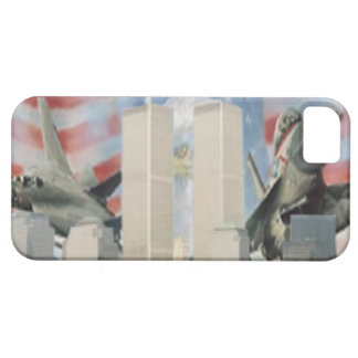 Twin Towers 9/11 Remembrance iPhone 5 ID Case